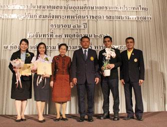 2019年泰国民办高等教育协会优秀教师奖与优秀学生奖授予通知