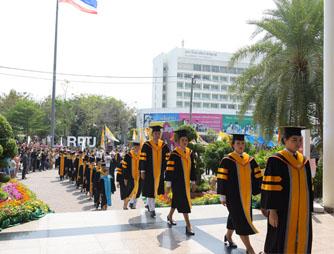 瑞嘉普大学成功举办2019届学生毕业典礼暨学位授予仪式